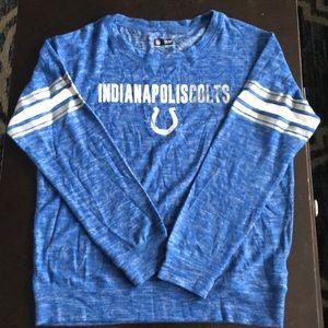 Colts crew neck sweatshirt